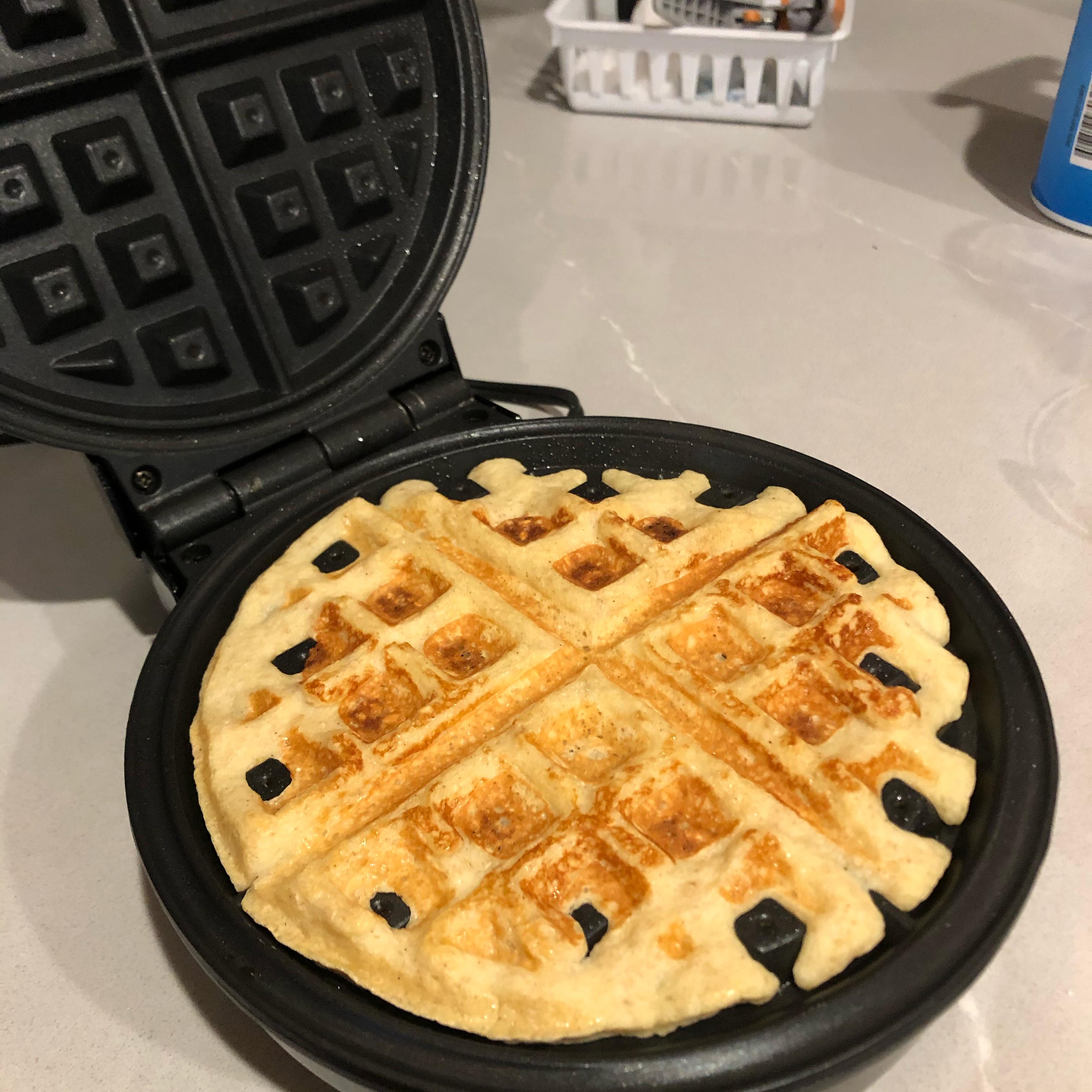 Protein Waffles Deborah Moomjian