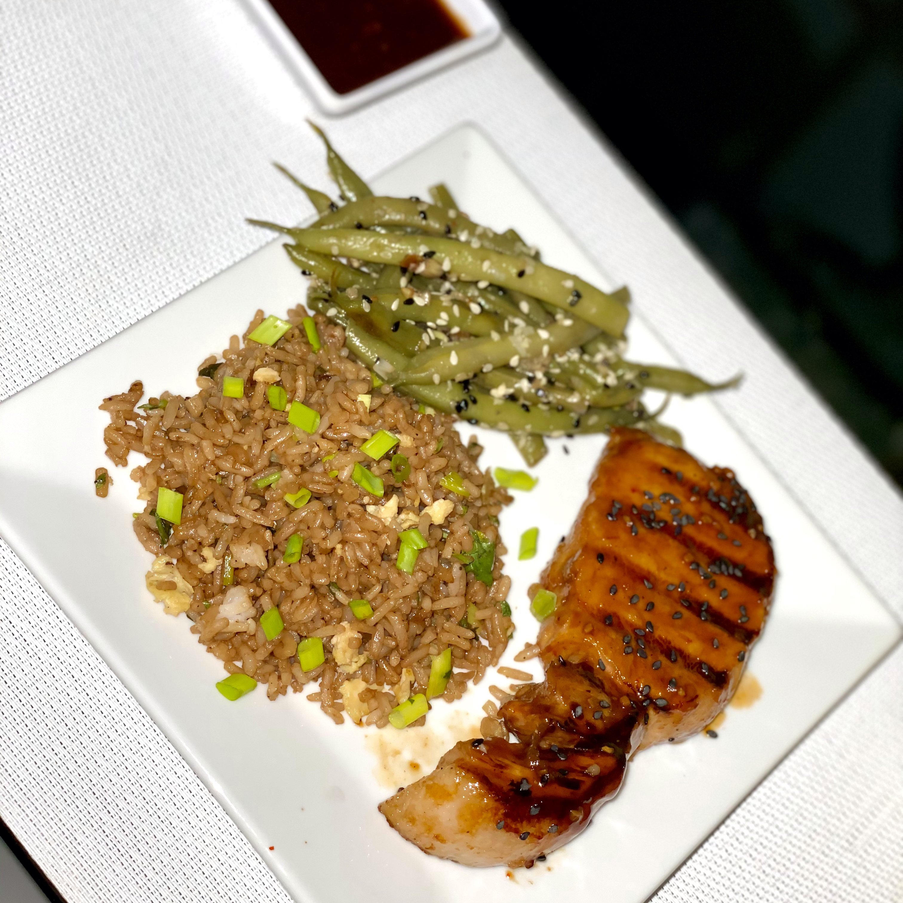 Grilled Mongolian Pork Chops