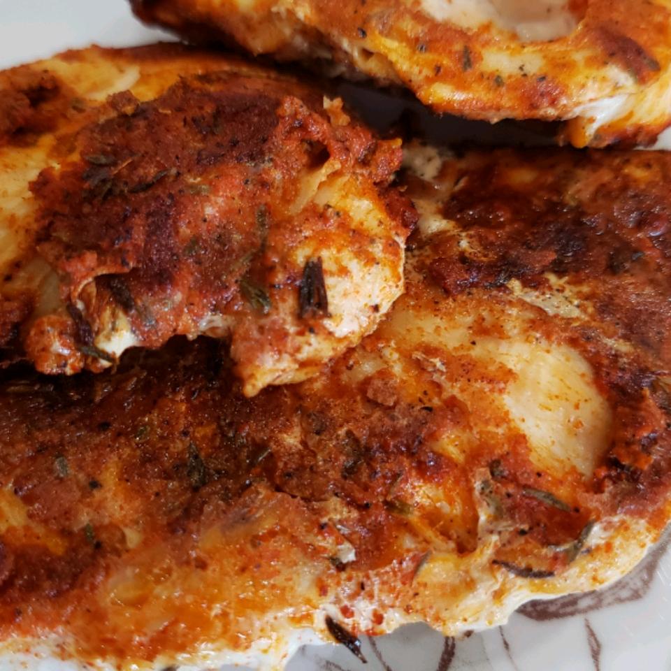 Air Fryer Blackened Chicken Breast sweetpea1028
