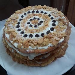 Sour Cream Torte Ahmad