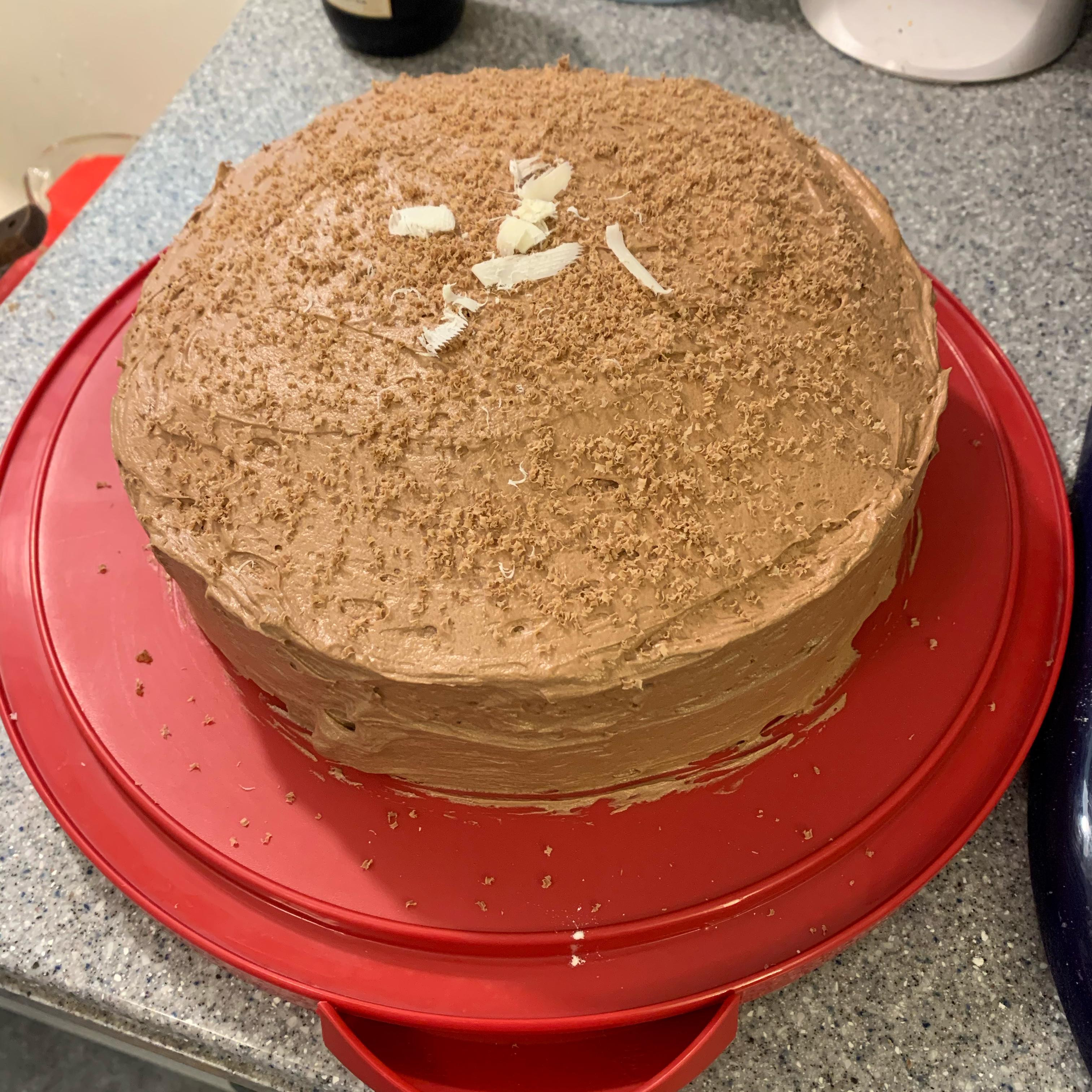 Granny's Mahogany Cake and Frosting Kristina Hood