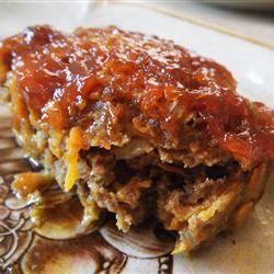 Best Ever Meat Loaf