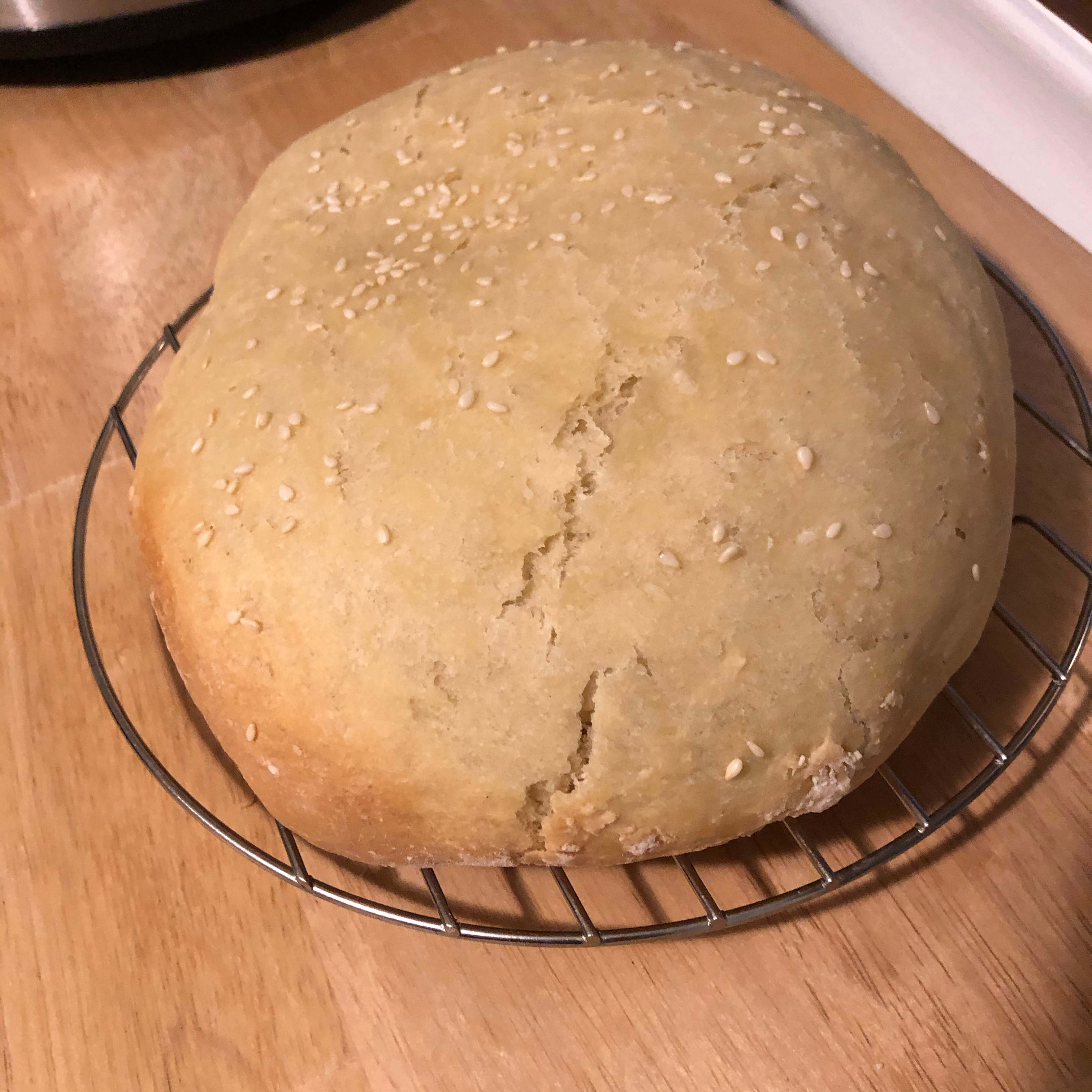 Slow Cooker Bread mrsking