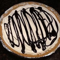Banana-Dulce de Leche Pie (Banana-Caramel Pie) Lori