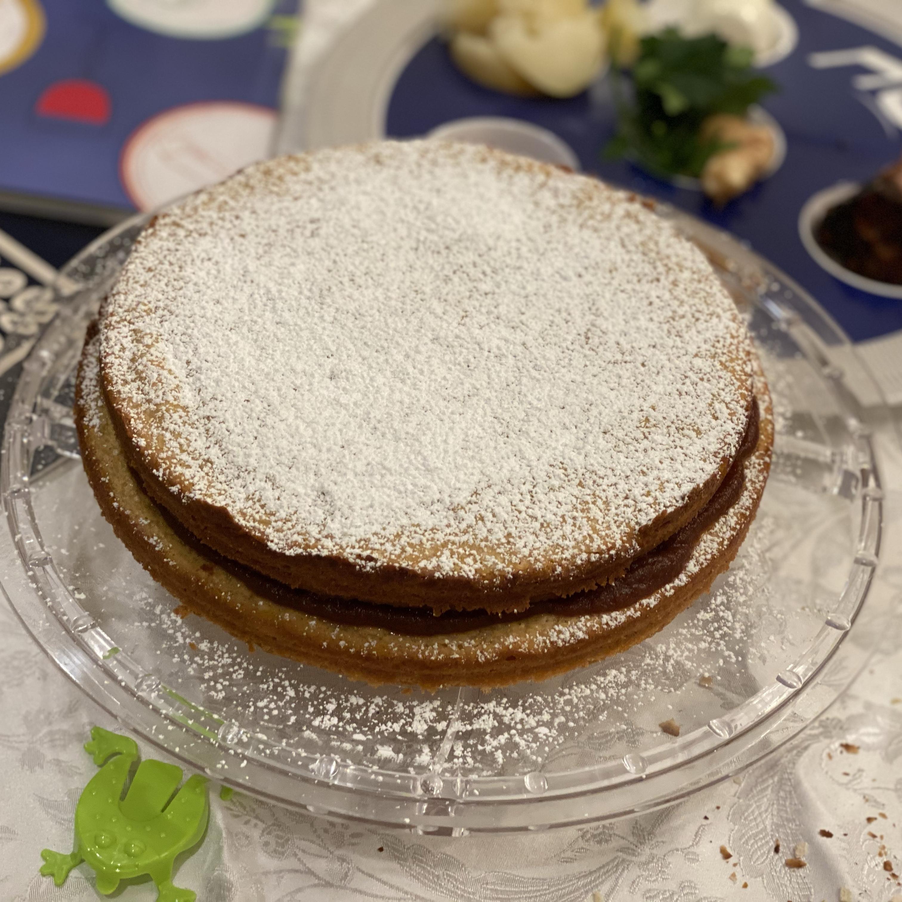 Moist Passover Apple Cake Janna Rapoport