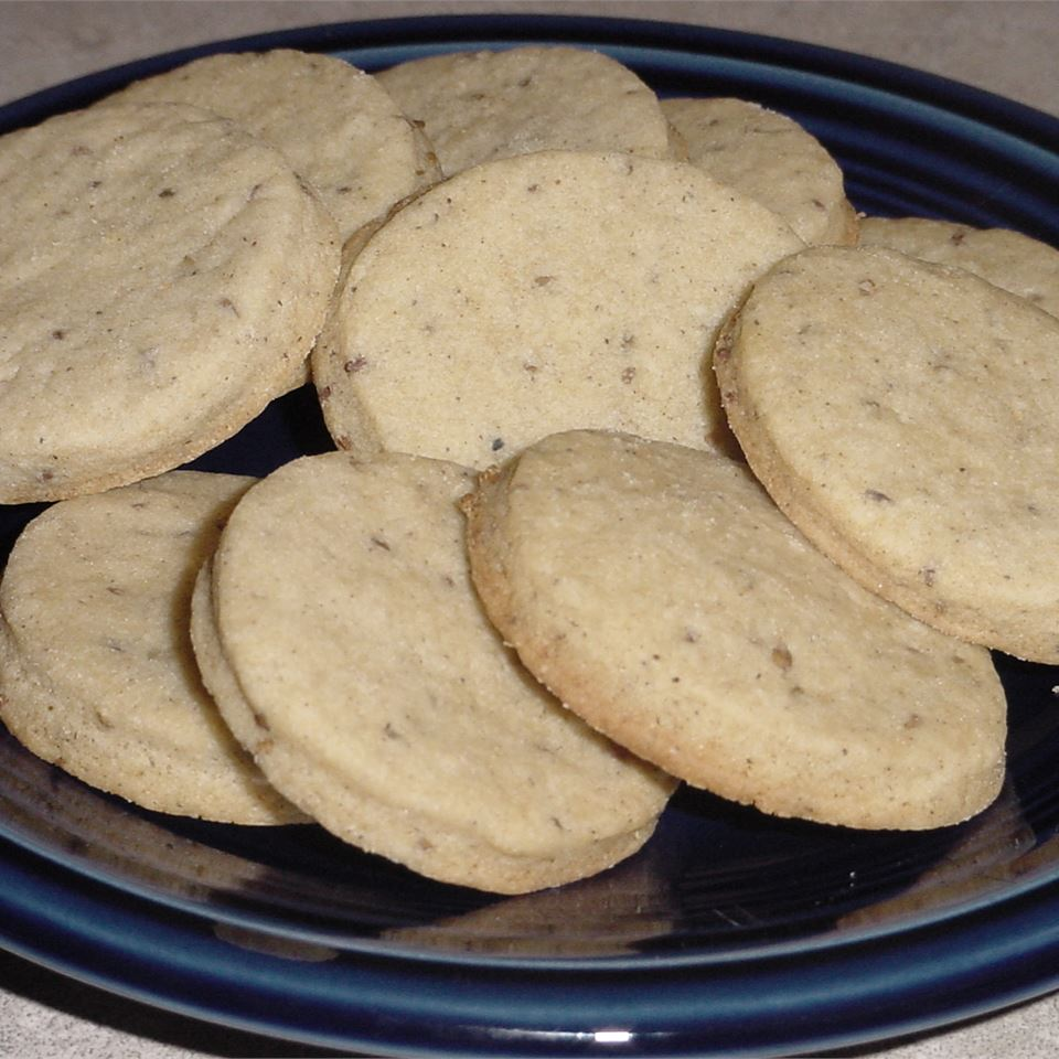 """Rum gives these little shortbread-style cookies a boozy kick, while anise seed lends them a nice licorice nose. It's a one-of-a-kind taste that will dazzle your taste buds. """"You must find some time to make these cookies because they are simply delicious—one of my best friend's favorites,"""" says Ruben Jerez. """"They are classic sugar cookies with the blended flavors of vanilla, anise, and rum."""""""