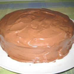 Chocolate Frosting I Marie