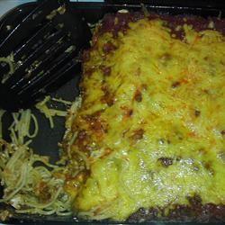 Spaghetti Pie III George Davis