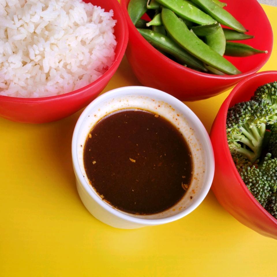 Chicken Teriyaki Stir-Fry Sauce