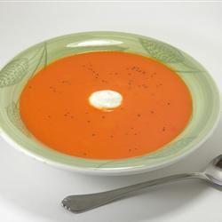 Red Pepper Soup Seeker