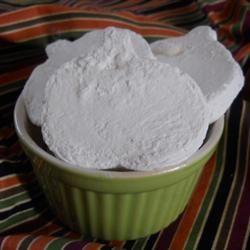 Spooky Homemade Marshmallows