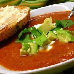Tomato Bisque III
