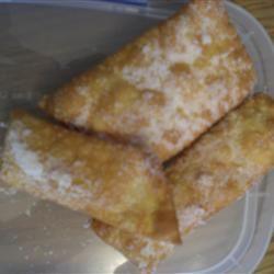 Crostoli Pastries