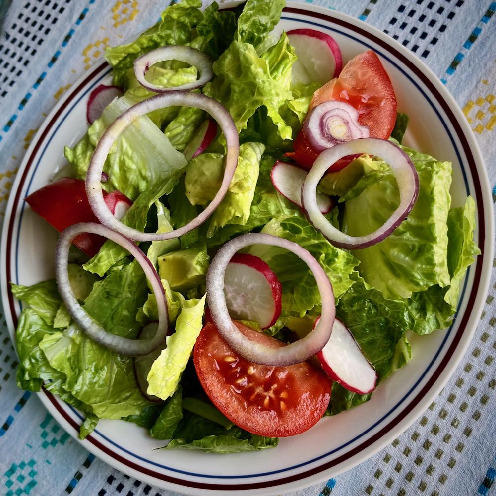 Easy Cuban Salad