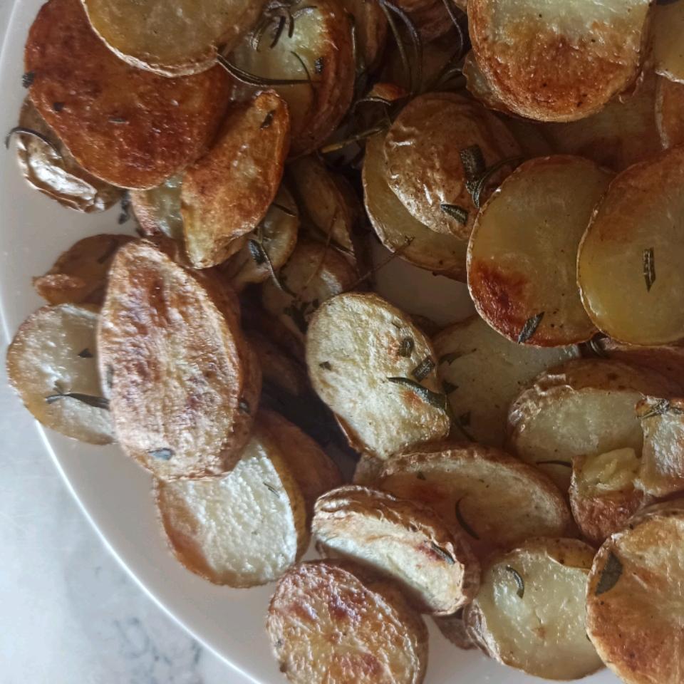 Roasted Parmesan Rosemary Potatoes
