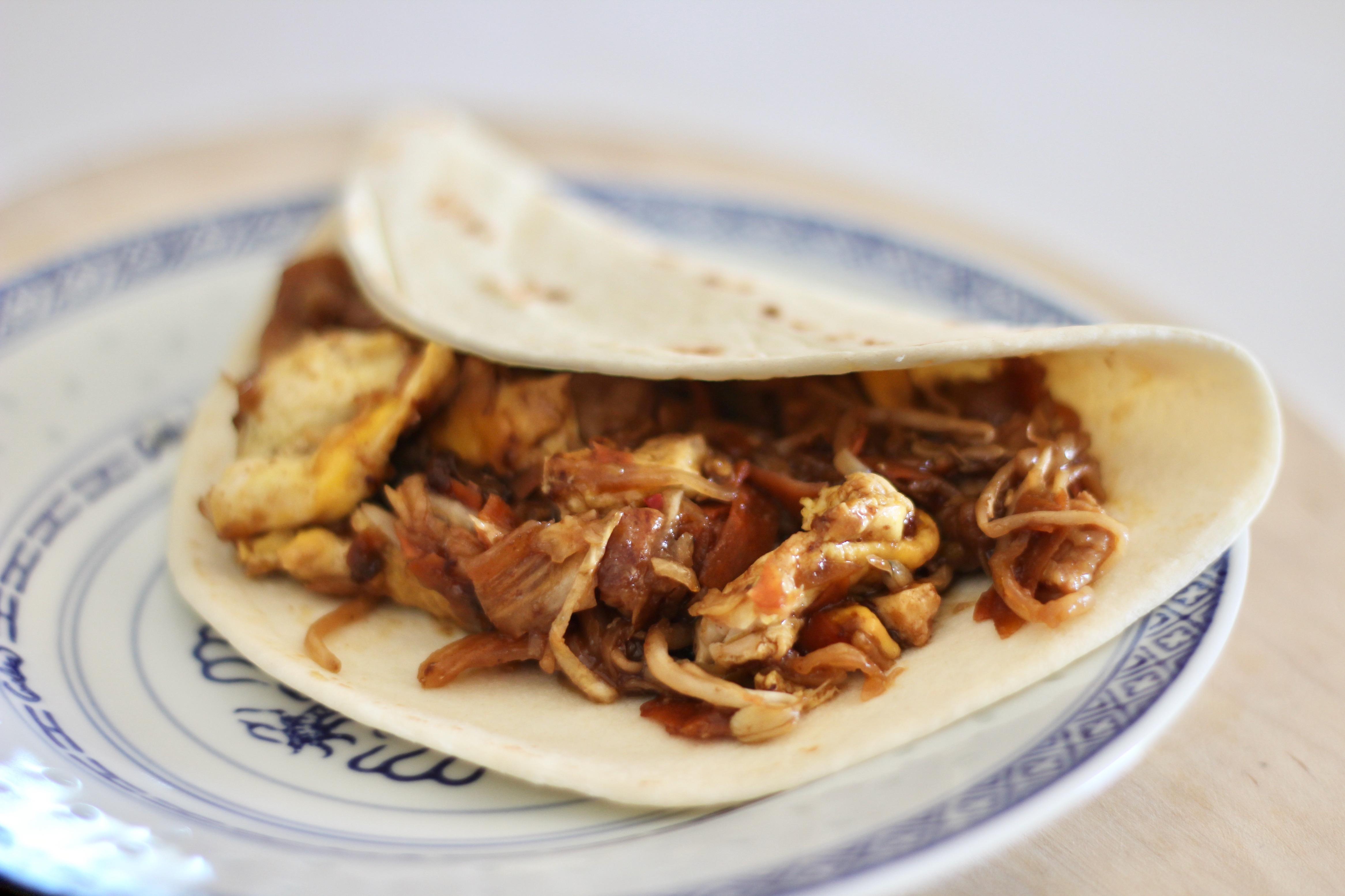 Moo Shu Pork SunnyDaysNora