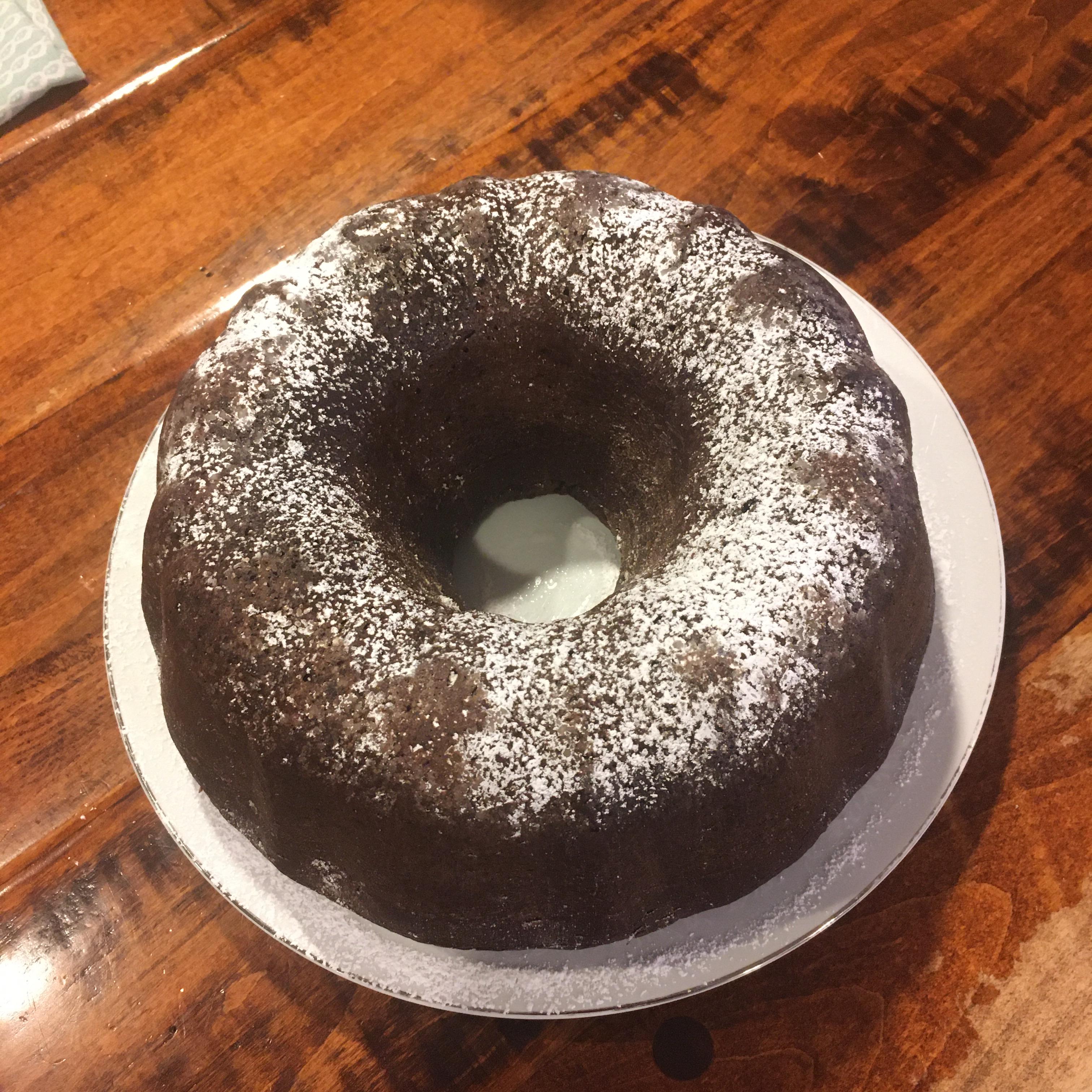 Chocolate Kahlua® Cake Loretta Asencio