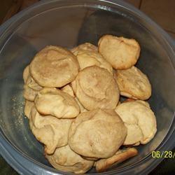 Soft Pineapple Cookies JAEJIMENEZ