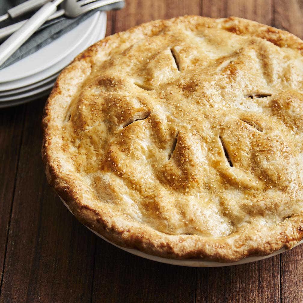Salted Caramel Apple Pie Trusted Brands