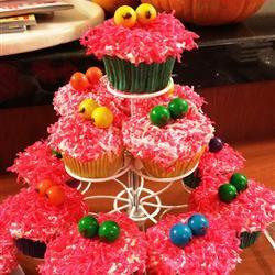Carrot Pineapple Cupcakes Mrs.Humphreed