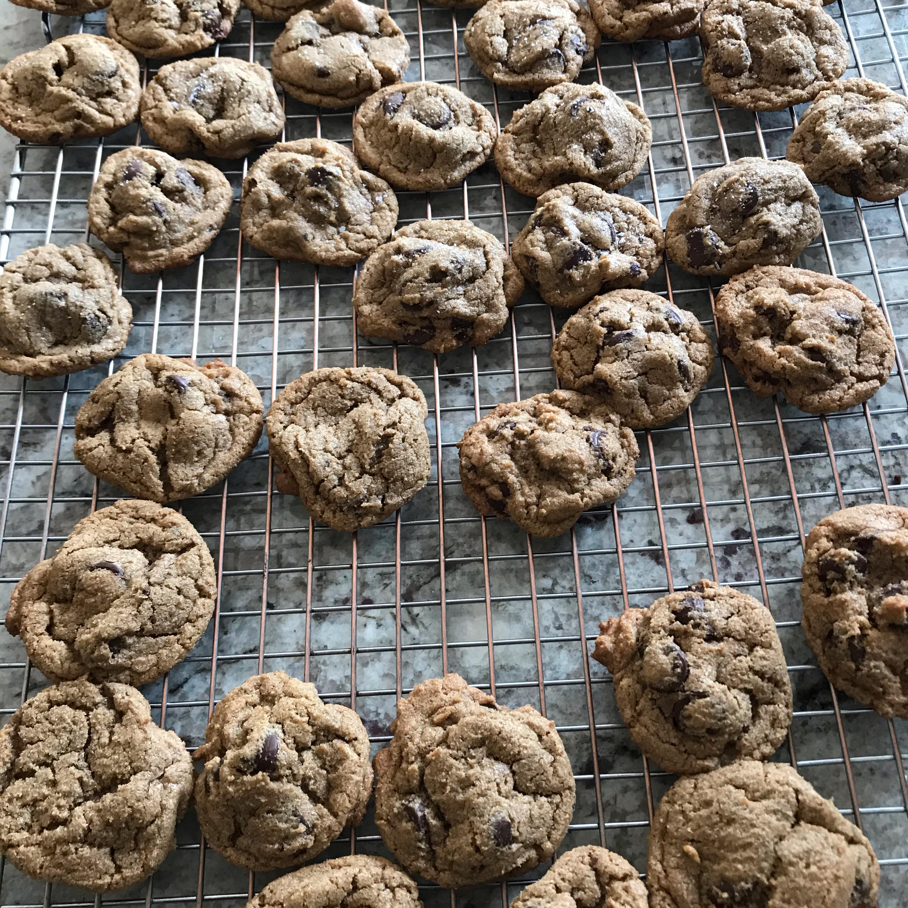Rye Chocolate Chip Cookies briankane73