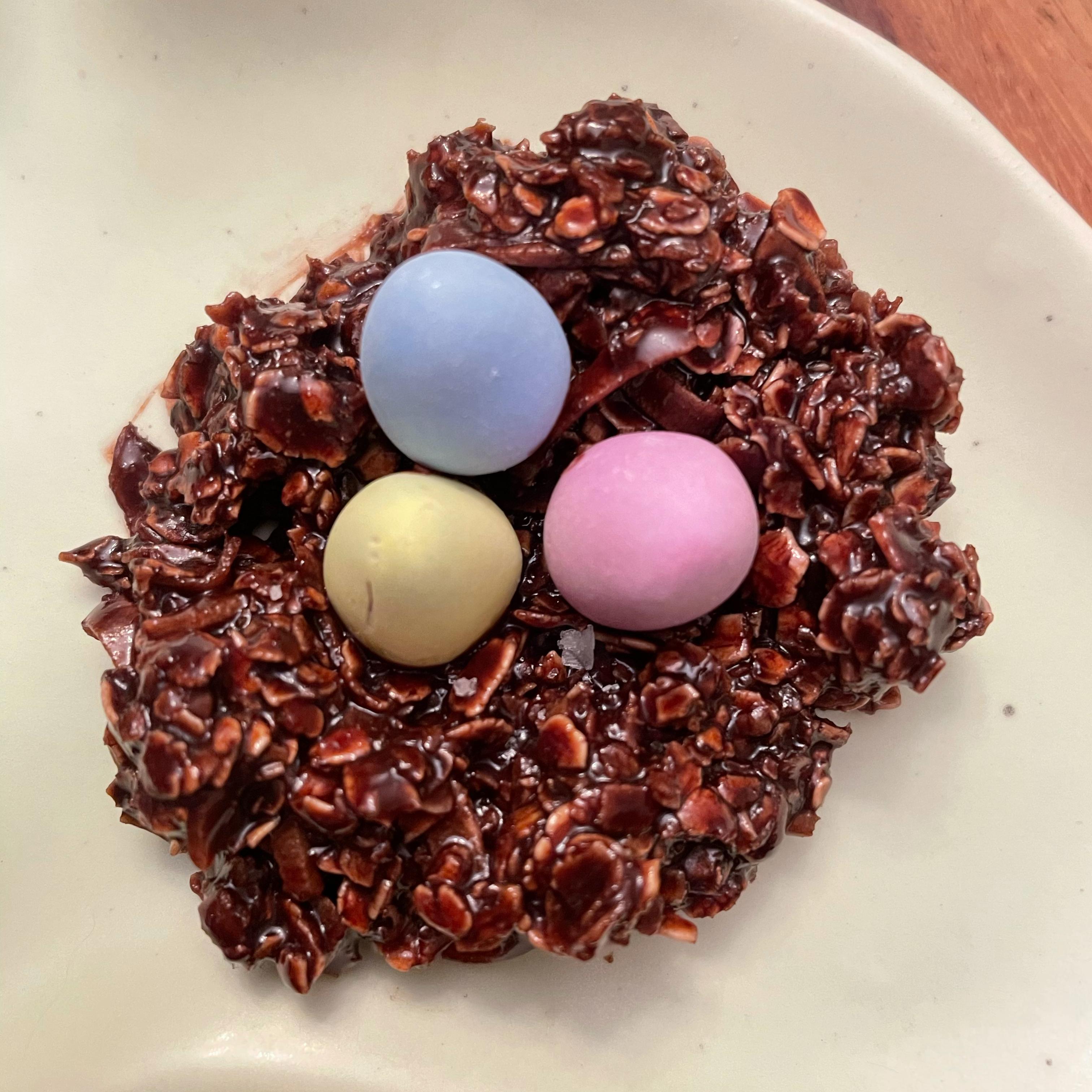 Peanut-Free Chocolate Macaroons PomPom99