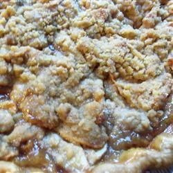 Caramel Apple Pie janet7th