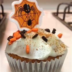 Spider Cupcakes maK baKes