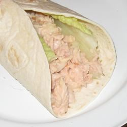 Chicken Salad Wraps In My LIfe