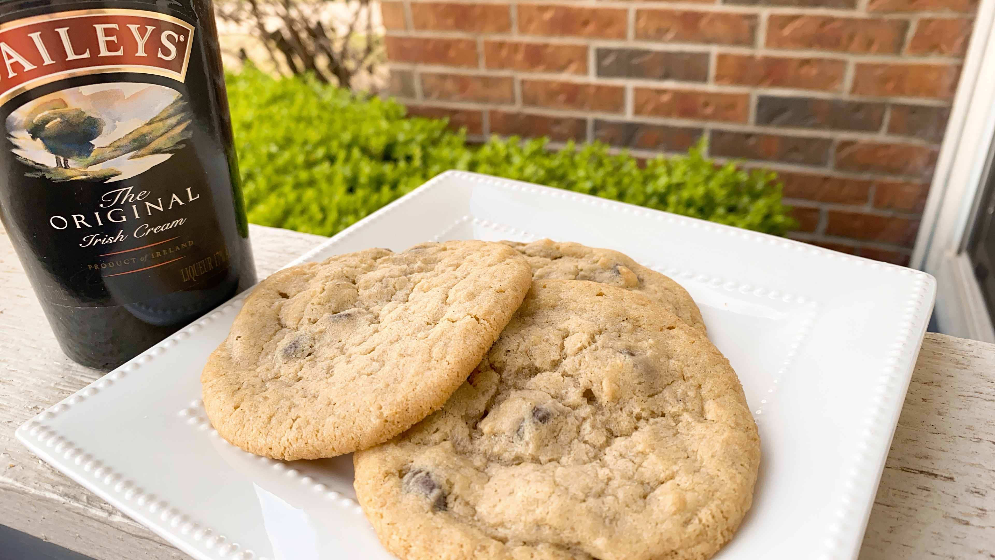 Baileys® Chocolate Chip Cookies