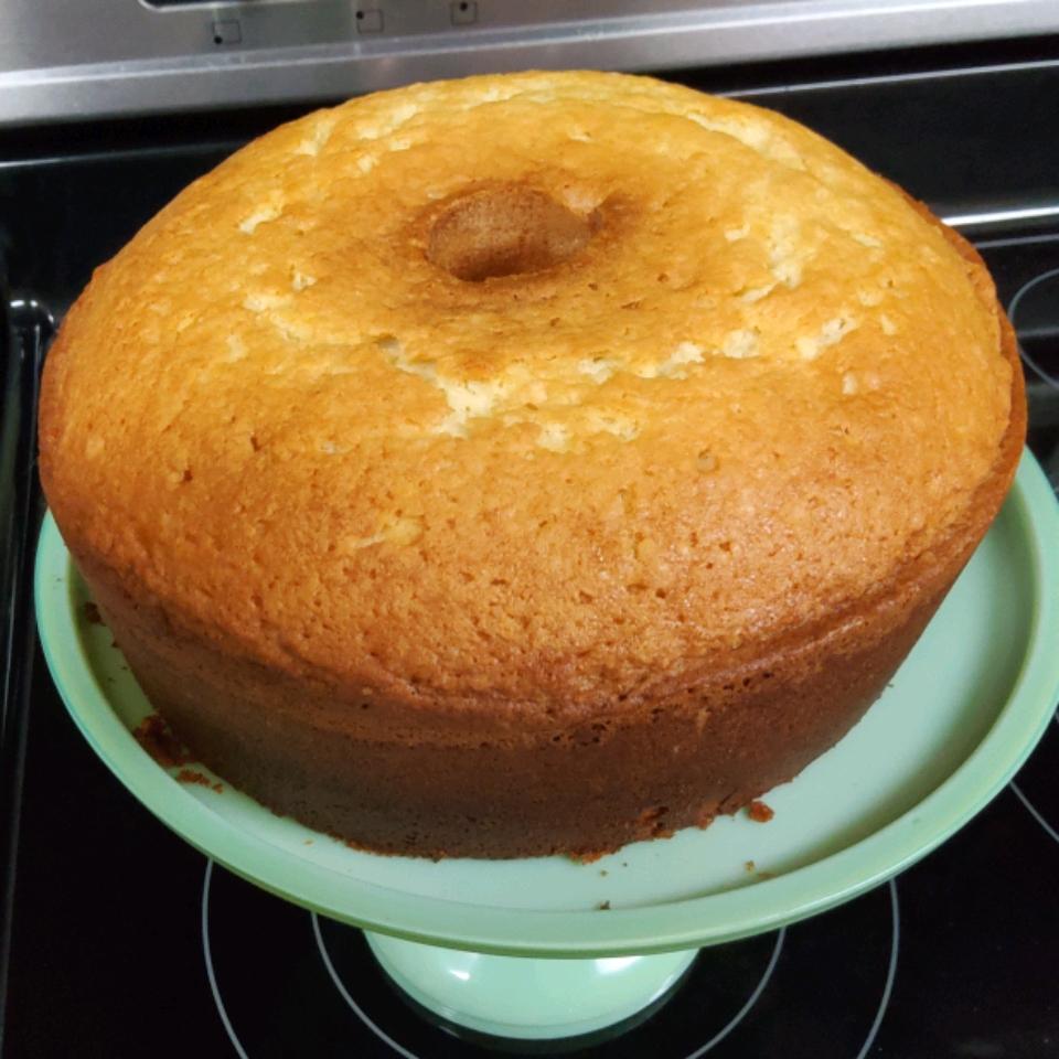 Buttermilk Pound Cake II Kimberly Christmas