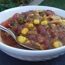 Quick Texas Stew