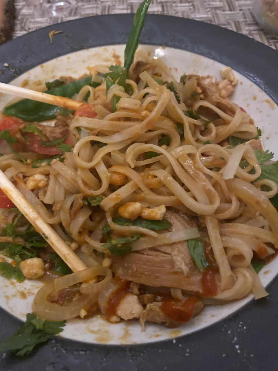 Frank's Favorite Slow-Cooker Thai Chicken AprilKay