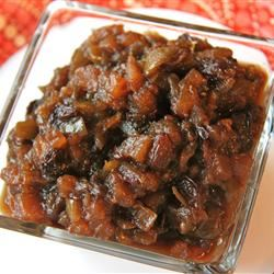 Green Tomato Mincemeat