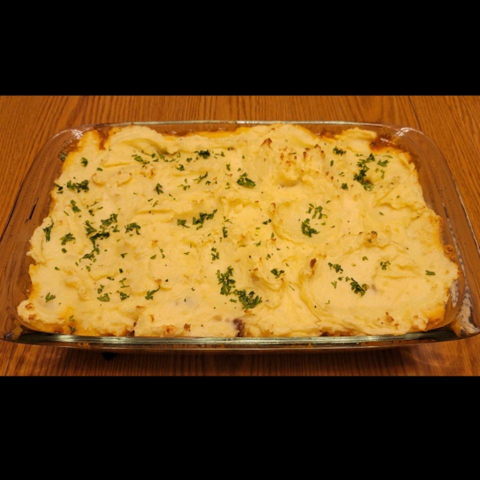 Traditional Shepherd's Pie Brett Landsberg