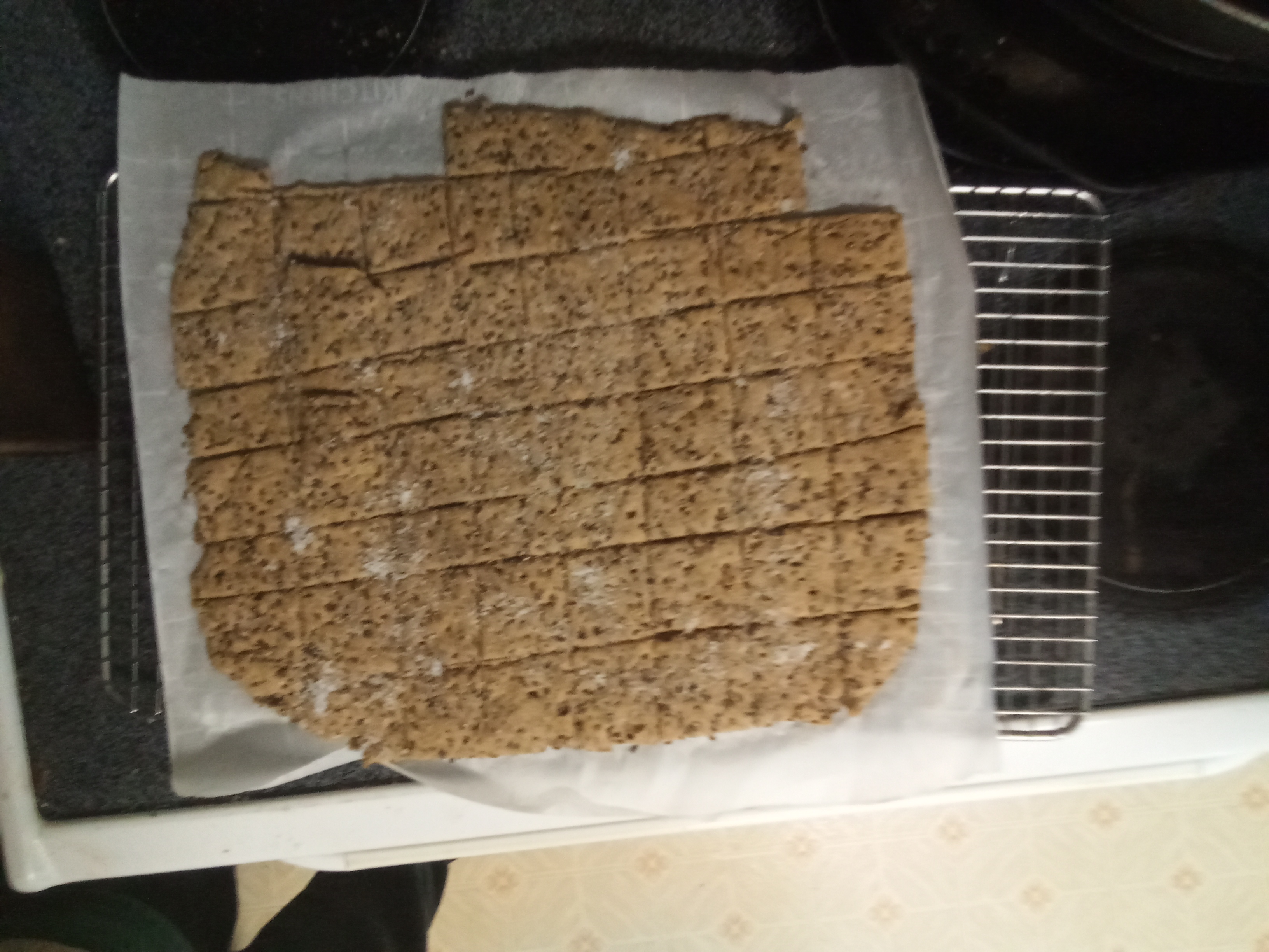 Homemade Artisan Crackers Robert Menucci