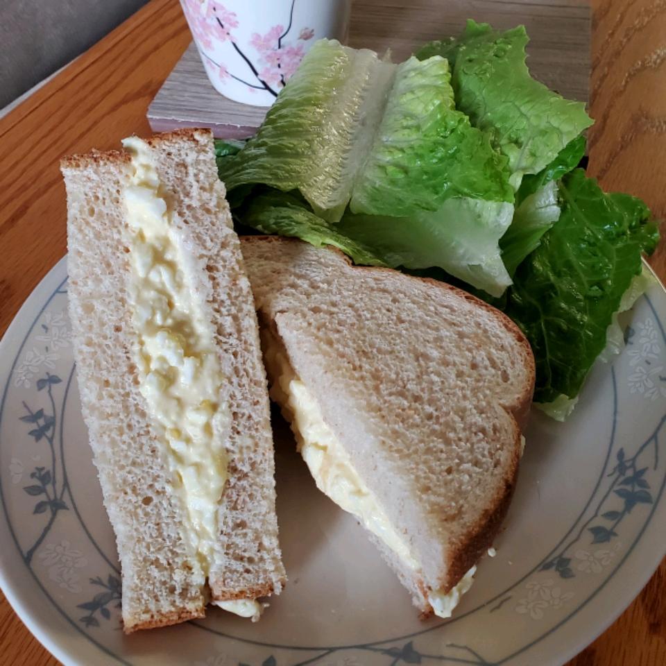 Japanese Egg Salad Sandwich (Tamago Sando) Sherlock Ward