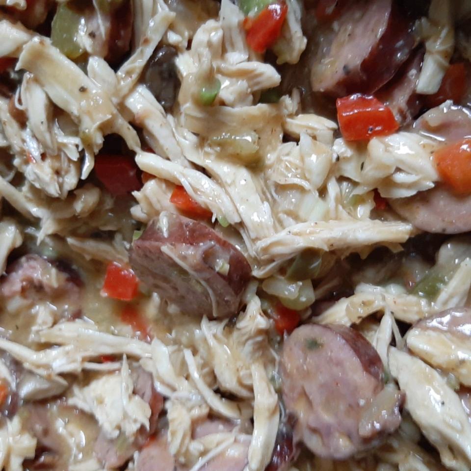 Cajun Chicken Ragout
