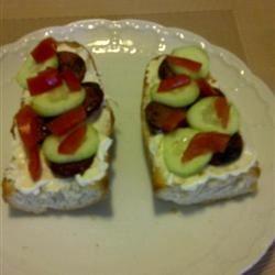 Ukrainian Sandwiches April