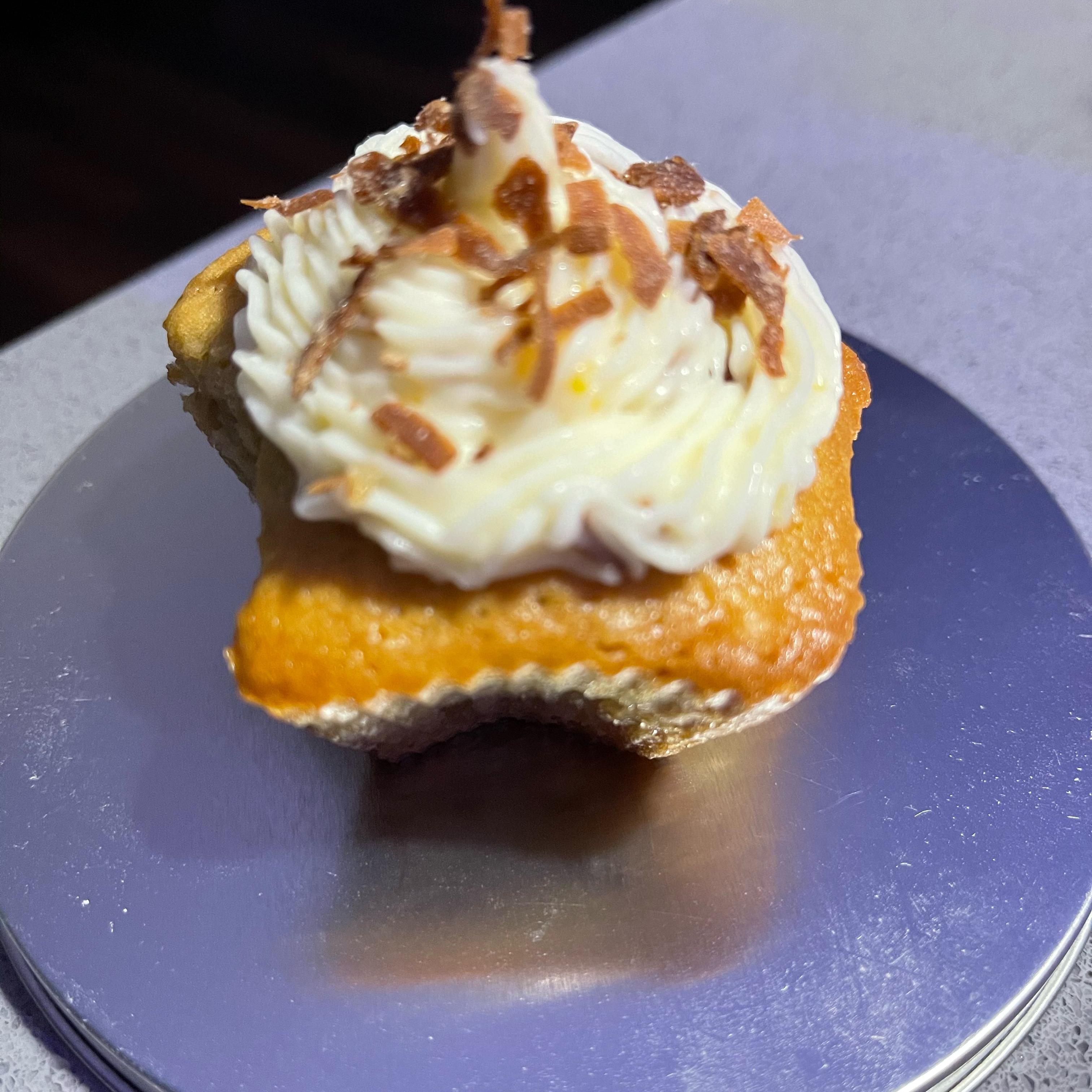 Lemon Coconut Cupcakes Jan Jordynn