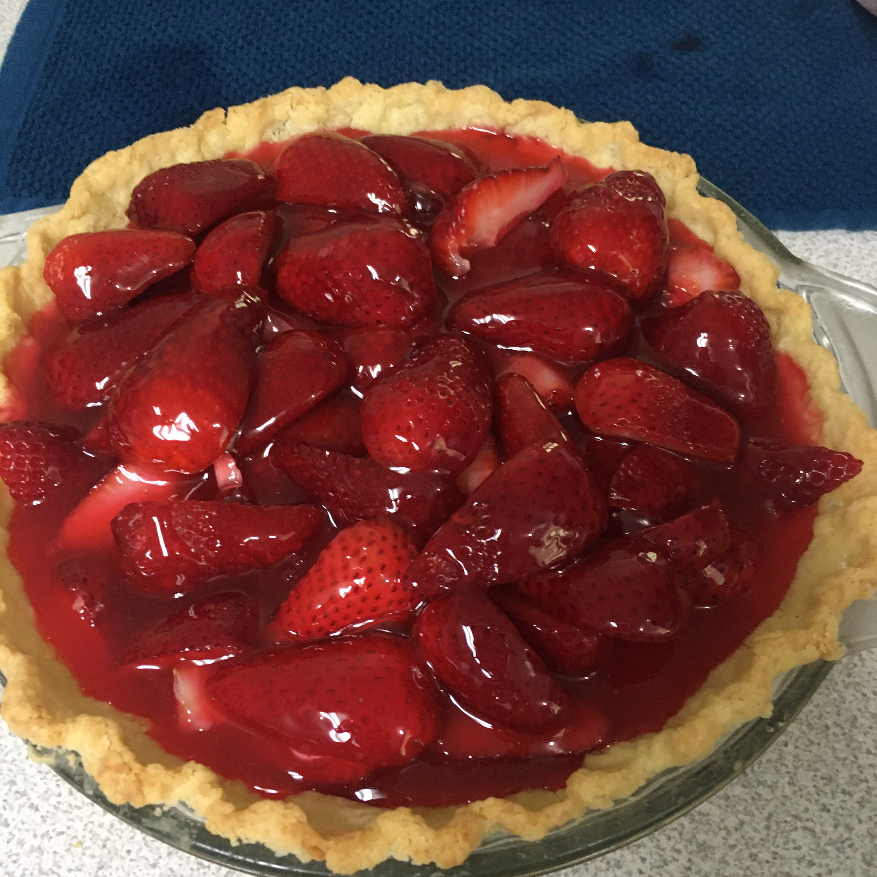Strawberry Pie V