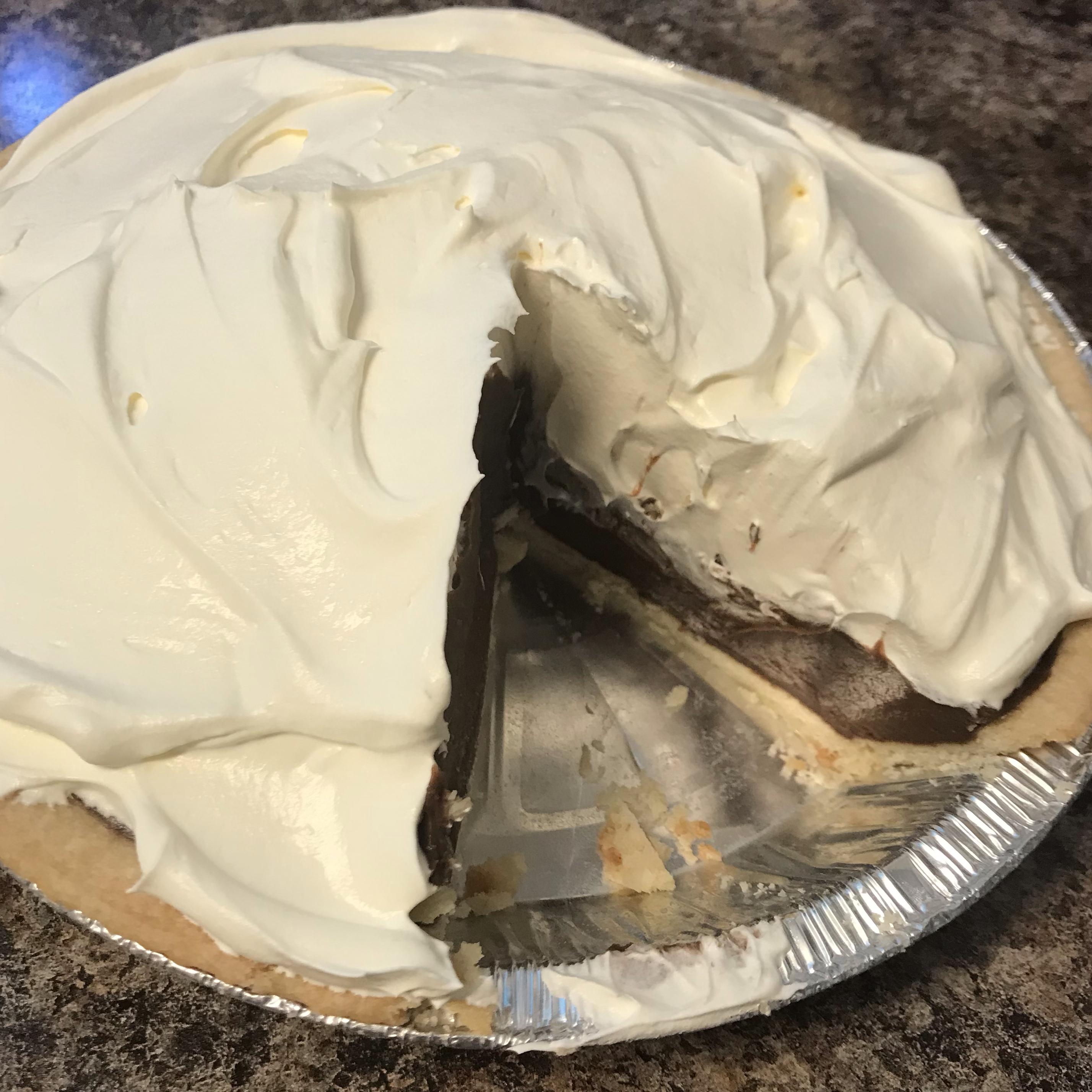 Chocolate Cream Pie I Bnurse0208
