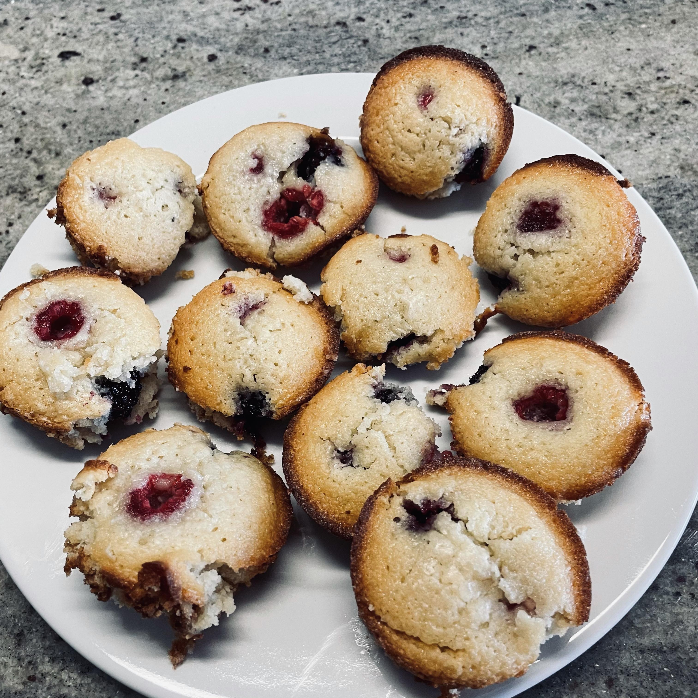 Almond Tea Cakes from King Arthur Flour®