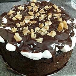 rocky road cake recipe