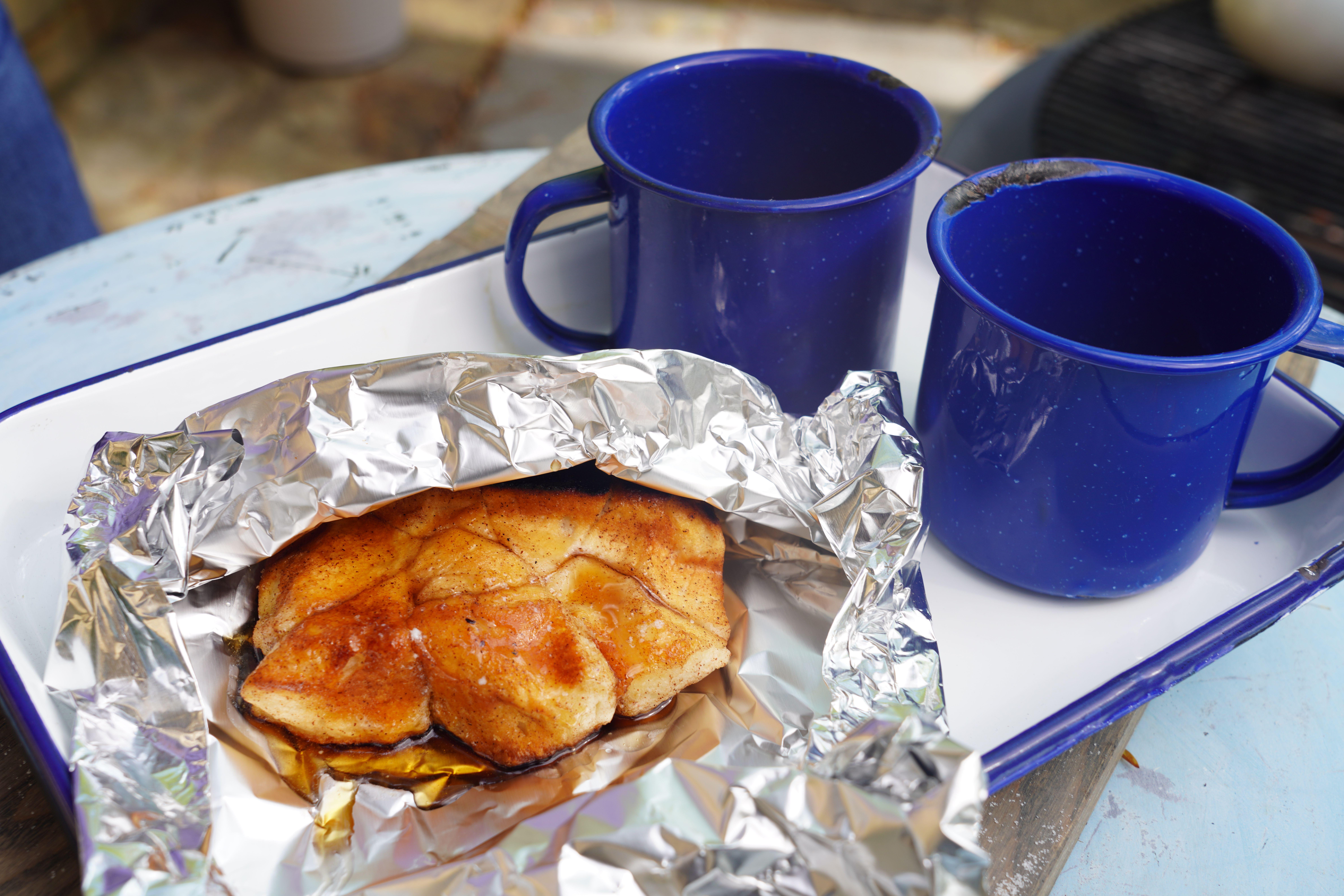 Monkey Bread Foil Packets AllrecipesPhoto