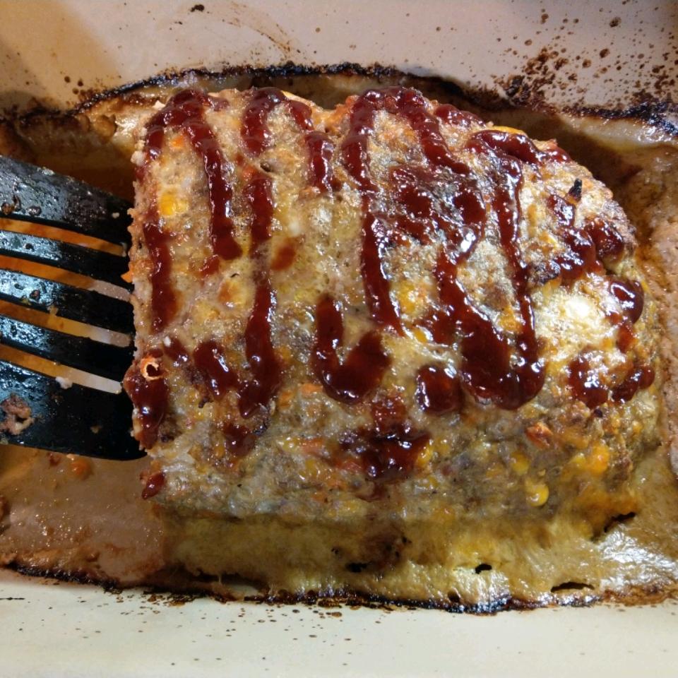 My Favorite Pork Turkey Meatloaf Pam Oliver Koch