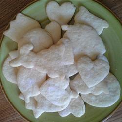 Roll About Sugar Cookies Anna Sauls de Reyes