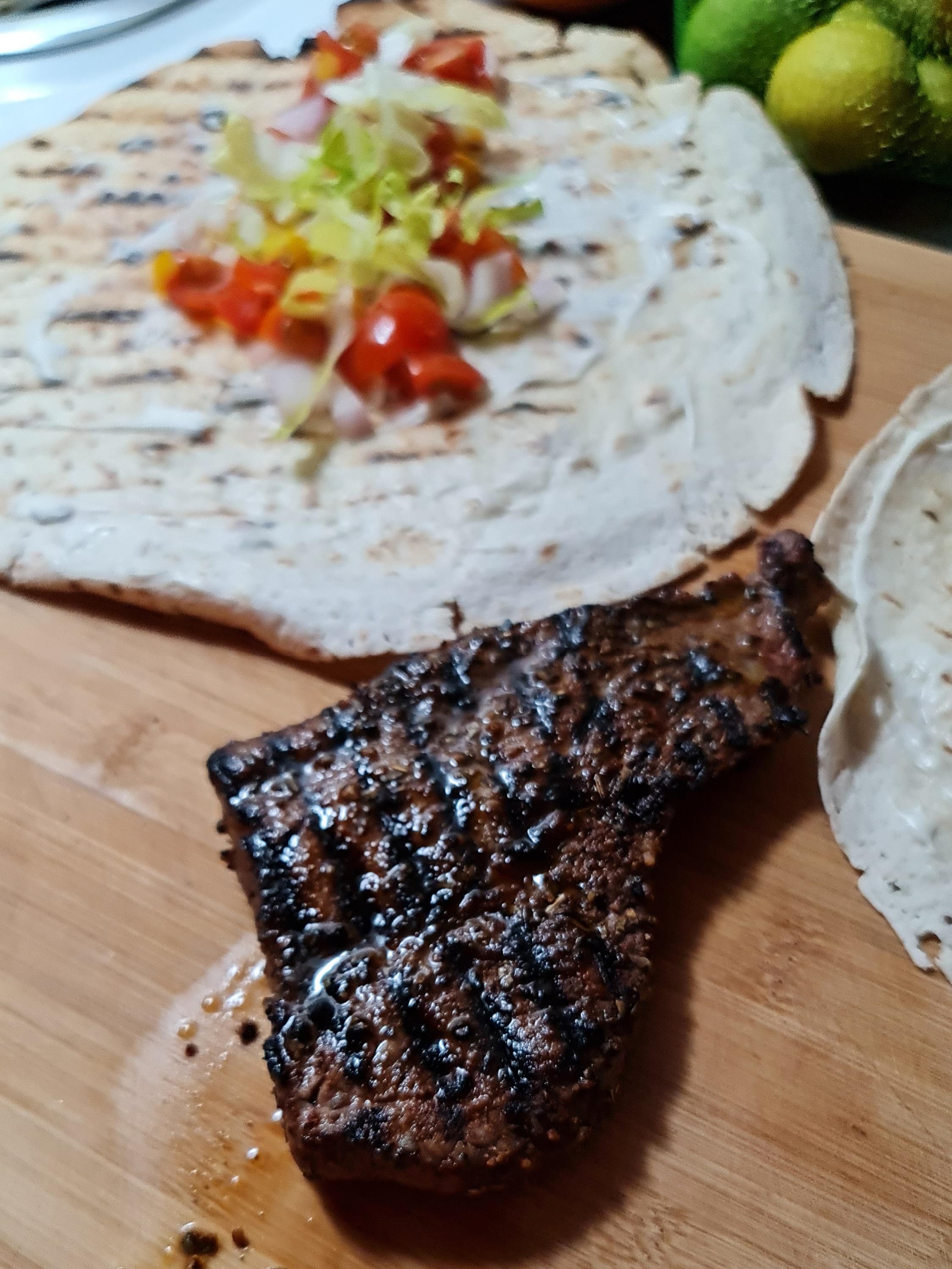 Steak Dry Rub Gazza
