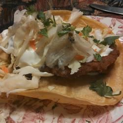 Fried Fish Tacos to Remind You of Baja California