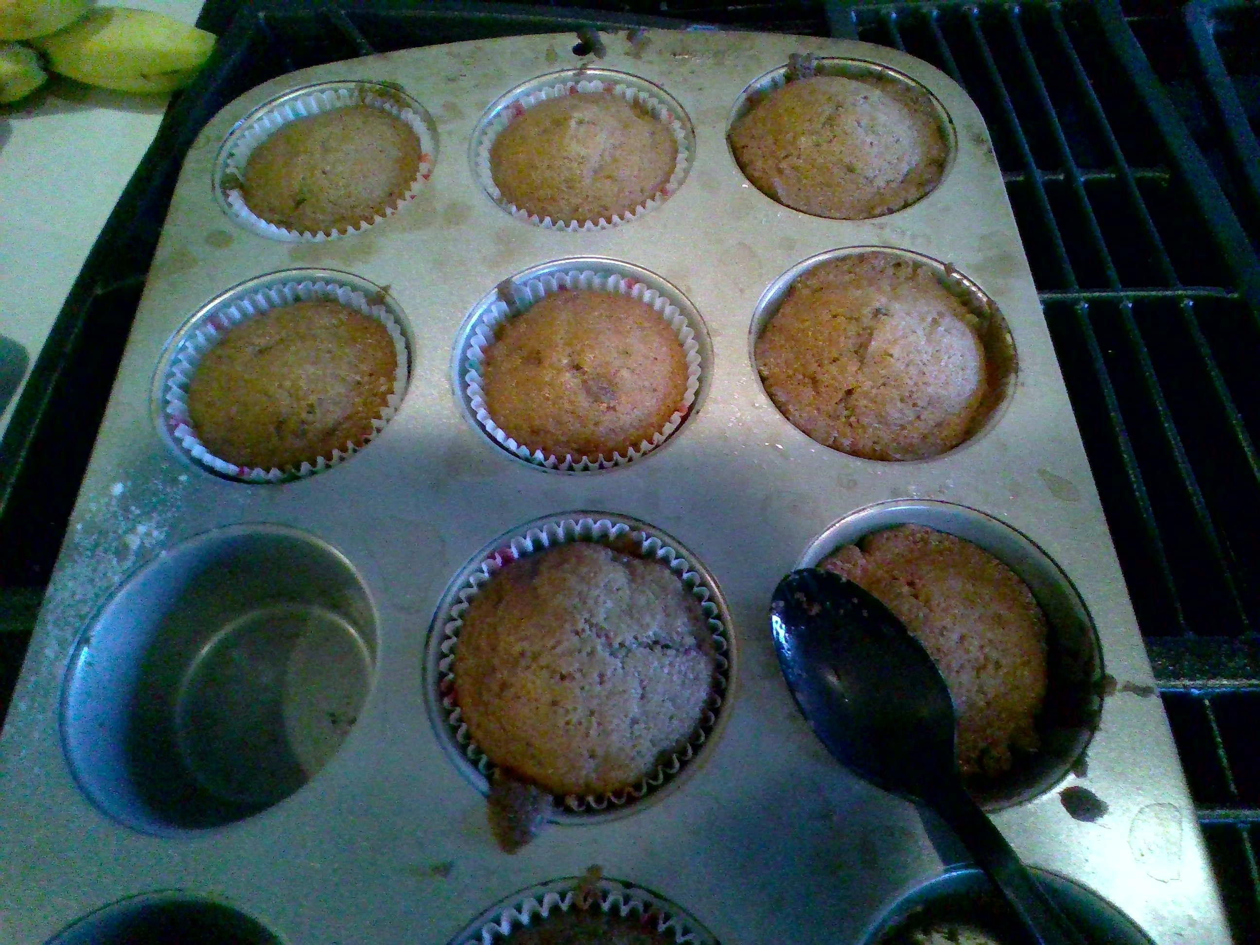 Easy-for-Kids Chocolate Muffins Kirsten Mitchell